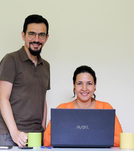 Daniela Jardim & Rene Bueno | Designer Gráfico, Diagramador e Web Designer Freelancer