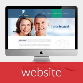 Website, blog, landing page